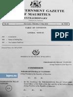Les attributions de la commission d'enquête sur l'ex-présidente de la République