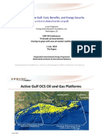 Lucian Pugliaresi - CIEP Oil Conference - Blowout in the Gulf