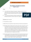 Method Statement - Portland Cement Concrete Pavement