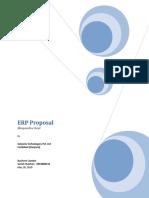 43082557 ERP Proposal