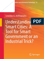 (Public Administration and Information Technology 22) Leonidas G. Anthopoulos (auth.)-Understanding Smart Cities_ A Tool for Smart Government or an Industrial Trick_-Springer International Publishing .pdf