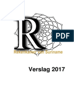 Rekenkamerverslag 2017