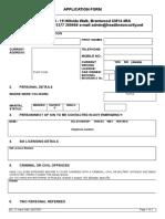 Job Application_Form 2017 New