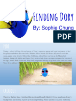 finding dory psych
