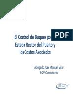 Estado Rector Del Puerto - Jose Manuel Vilar