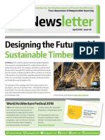 PEFC UK April 2018 Newsletter