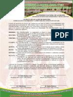 Contrata a Director de Conjunto Incaico 2018