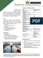 Data Sheet -APE SEALKOTE- Waterproof - Latex Bitumen Emulsion