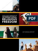 US Commission on Internacional Religious Freedom_2017