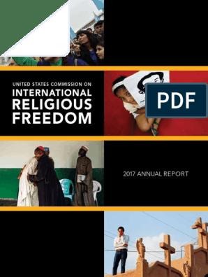 US Commission on Internacional Religious Freedom_2017