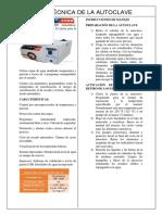 Autoclave AUTOMAT 2400 Automática