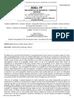 Garza Merodio, Gustavo Gerardo, Geografía Histórica y Medio Ambiente