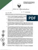 SUCAMEC 1576 Resolucion de Superintendencia 513 2016