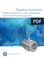 Dresser Water Pipeline Repair Brochure