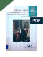 Introducción Teórica y Practica a La Investigación Histórica
