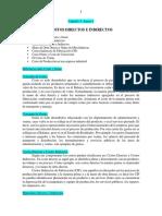 CAP 3. Anexo 1. Costos Directos e Indirectos
