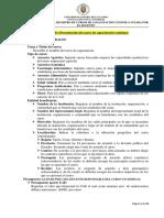 Instructivo de Formatos de Propuestas