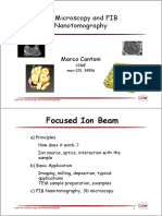 2012 3D FIB Intro