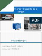 Almacenamiento y trasporte de la sangre.pptx