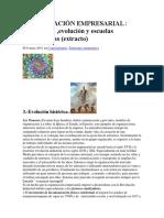 Lectura Evolución Histórica de Las Organizaciones