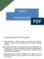 Mecanismos de Precipitacion