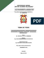 Plantilla - Caratula Tema de Tesis