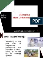 Managing Mass Communication