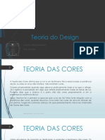 Teoria Do Design - Aula 2 - [Estudo Das Cores]