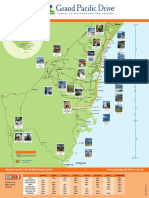 Grand Pacific Drive Map