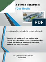 RBT Reka bentuk mekatronik