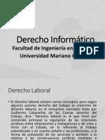 Derecho Informático - Laboral 1