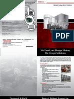Medium Voltage Motor Brochure 1574