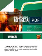 REFRIGERANTES (apresentação)