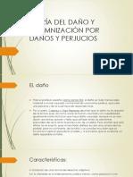 TEORÍA DEL DAÑO Y INDEMNIZACIÓN POR DAÑOS Y.pptx