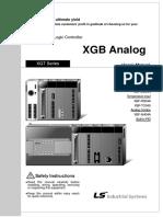 Xgb Analog