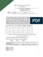 2o_Teste_Biologia 10º_-_Correccao