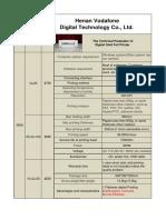 Price List of 360 Paper Foil Printer