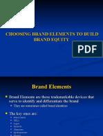 4 Brand Elements