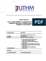 Report MTA (1)