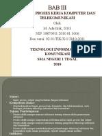 Modul TIK X Versi 03.00