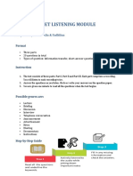 Listening Manual