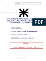 Tema 2 Materiales Dielctricos