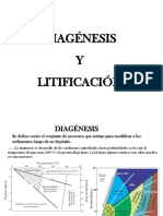 Diagenesis y Litificacion