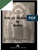 Los IX Discursos de Satán