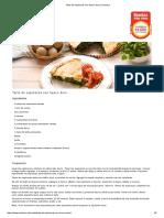 Tarta de Espinacas Con Huevo Duro _ Unimarc