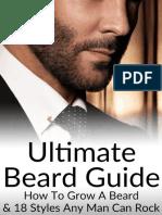 Ultimate Beard Guide