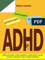 ADHD Elektronski Prirucnik 2013