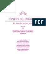Control Del Embarazo Pc