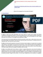 14-05-2018-Nouvelles Preuves Que Le Réseau GLADIO Est Lié Aux Attentats Ou Autres Attaques de 2015 à 2018