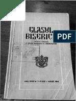 """Predescu, Lucian, """"Contribuţii La Pravila de La Orăştie Şi Leviticul de La Belgrad GB 7-8 (1969) 803-808"""